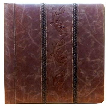 Picture of Leather Deluxe Photo Album 3