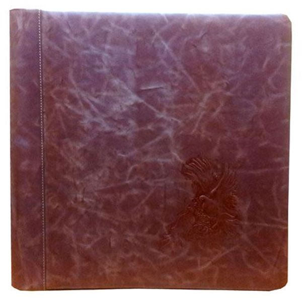 Picture of Leather Deluxe Photo Album 2