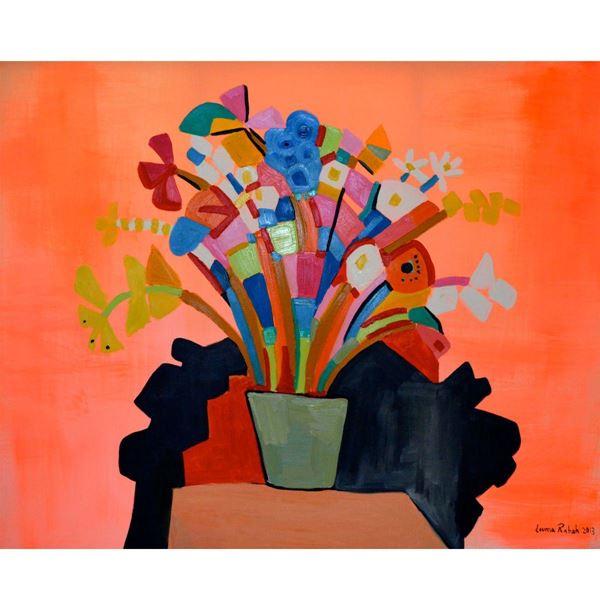 Picture of Happy Vase